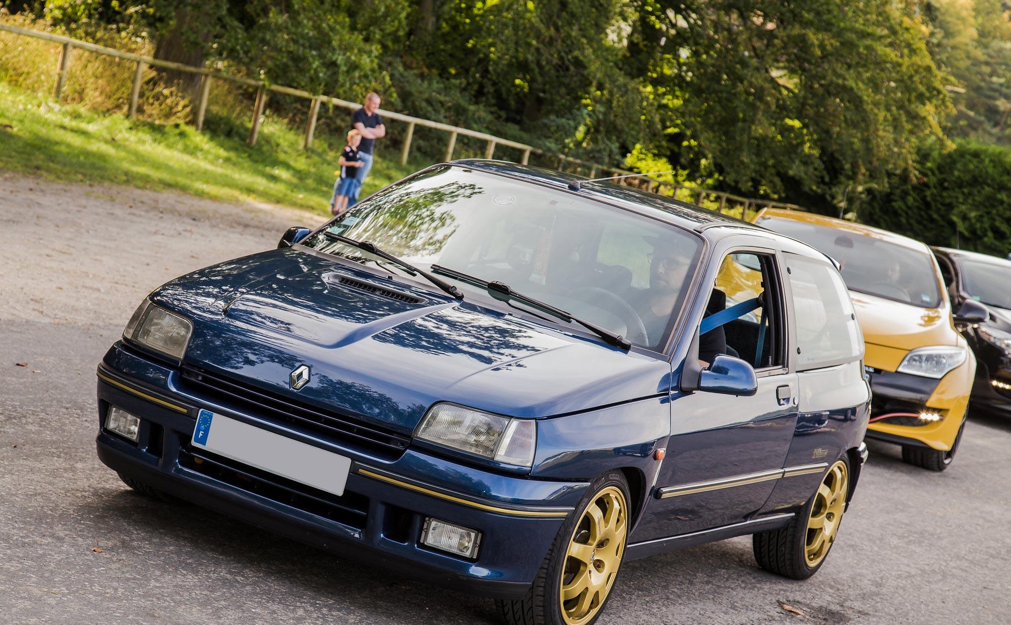La Renault Clio 16 S : une youngtimer convaincante