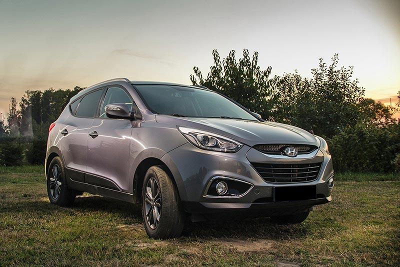 Présentation du nouveau Hyundai Tucson