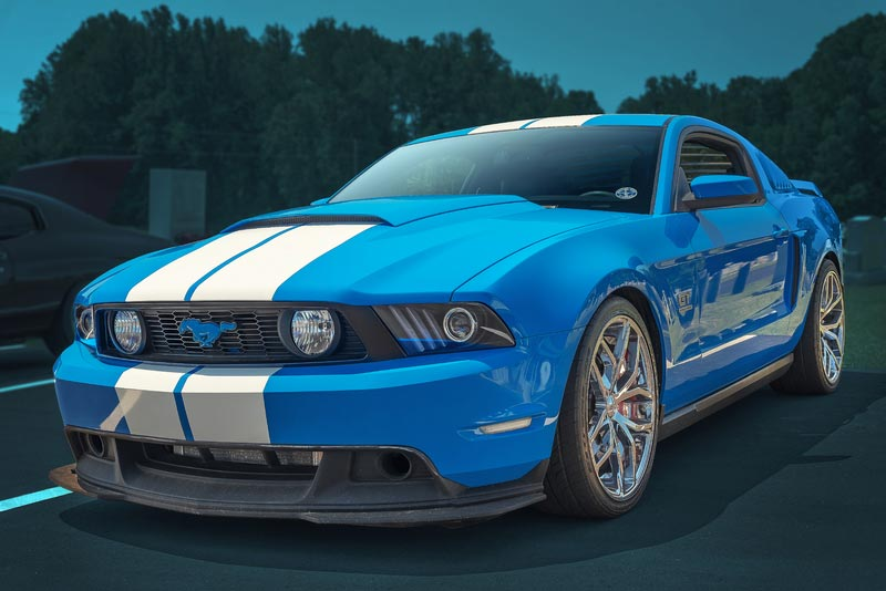 Mustang la voiture la plus connue de tout les temps ?