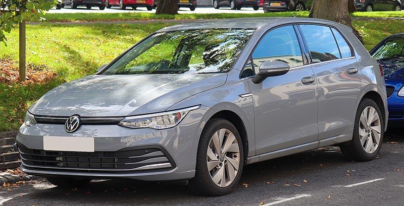 Les prix de la nouvelle Volkswagen Golf 8