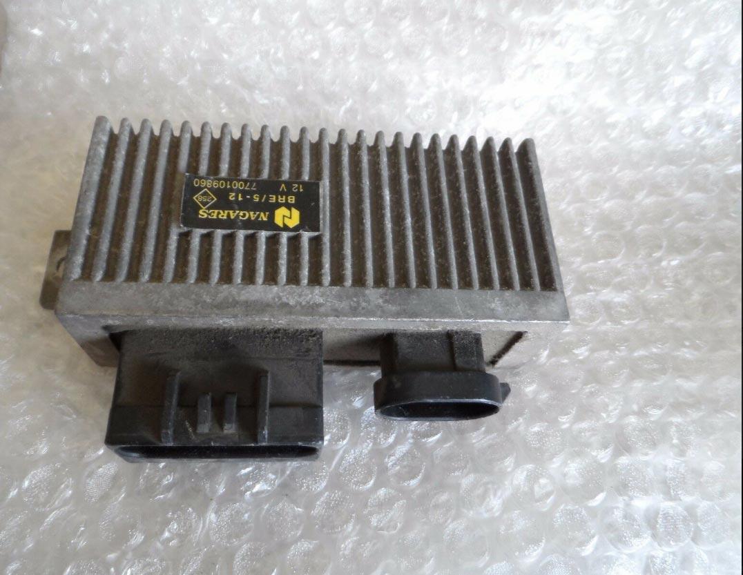 Comment tester un relais de préchauffage ?