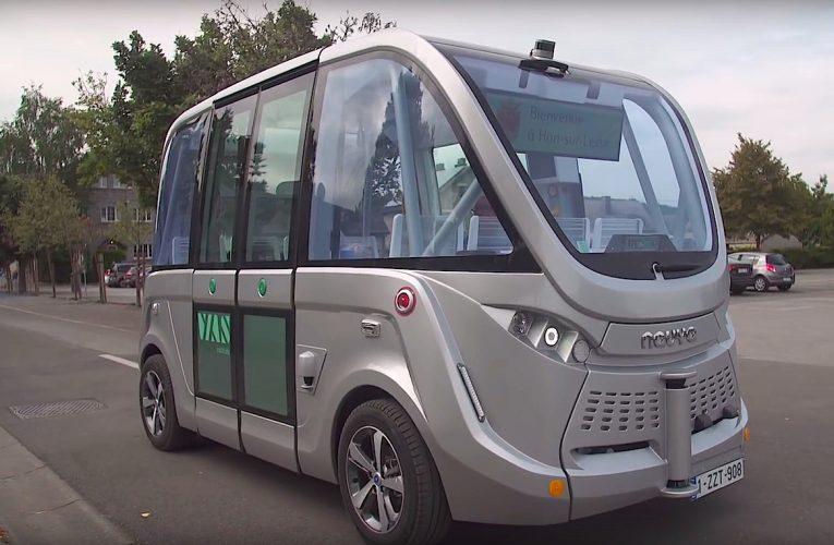 Véhicule autonome : les constructeurs sont encore à la recherche de performance